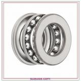 NSK 51172XM Ball Thrust Bearings & Washers